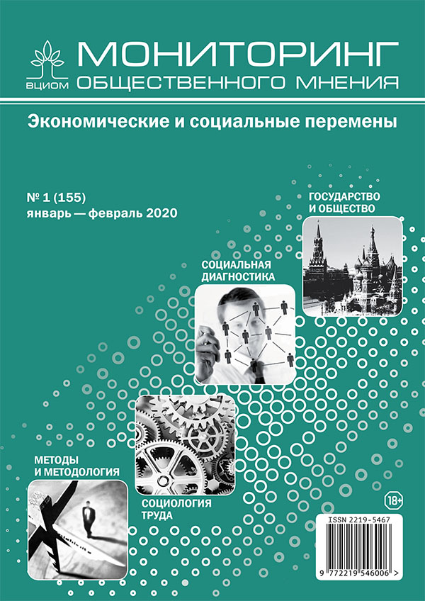 Счастье и субъективное благополучие в России